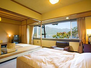 Japanese-style room & twin room